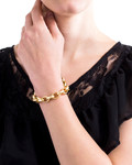 Armband Essentials Metall Sence Copenhagen gold  7640144459758