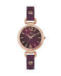 Quarzuhr 5413003 TOM TAILOR roségold,violett 3660895810695