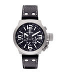 Chronograph Canteen Style TW 6 TW Steel schwarz,silber 4046261700064