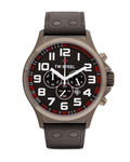 Chronograph Pilot Collection TW-423 TW Steel grau,schwarz 4046261703256