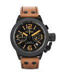 TW Steel Chronograph Canteen Style Strap CS43