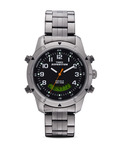 Quarzuhr Expedition Metal Combo T49826 TIMEX grau,schwarz 753048353729