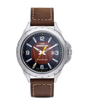 Quarzuhr Expedition Rugged Field T49908 TIMEX braun,silber 753048414307
