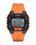 Digitaluhr Expedition Chrono Alarmfunktion Timer T49902 TIMEX grau,orange,schwarz 753048414253
