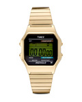 Digitaluhr Core Digital T78677 TIMEX gold,schwarz 753048197507