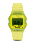 Digitaluhr Core Digital T2N808 TIMEX gelb 753048402427