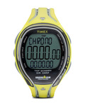 Digitaluhr Ironman Sleek 250 Lap T5K589 TIMEX gelb,grau 753048401864