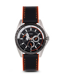 Quarzuhr Timex Men's Retrograde Strap T2M428 TIMEX orange,schwarz 753048267019