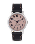 TIMEX Quarzuhr Timex The Waterbury TW2P58800 schwarz-braun
