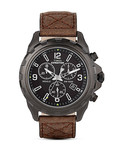 Chronograph Timex Expedition Rugged Chrono T49986 TIMEX braun 753048526895
