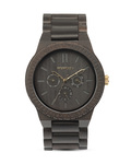 WEWOOD Quarzuhr Kappa Black/Gold WW15006