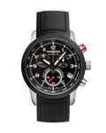 Chronograph Night Cruise 72922 Zeppelin schwarz,silber 4041338729221