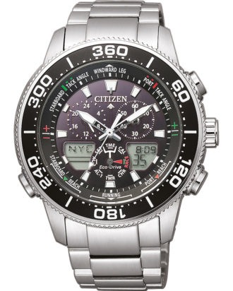 Citizen Herren-Uhren Analog Quarz, eco-drive
