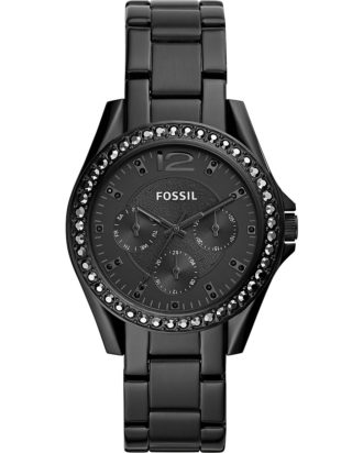 Fossil Damen-Uhren Analog Quarz