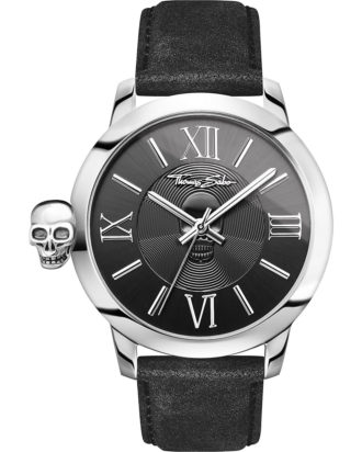 Thomas Sabo Herren-Uhren Analog Quarz