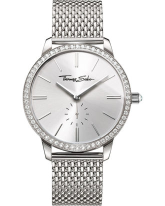 Thomas Sabo Damen-Uhren Analog Quarz