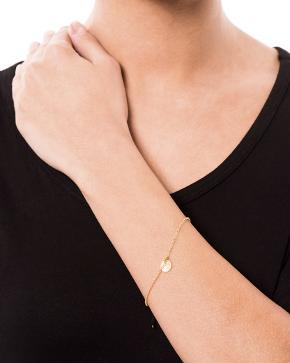 Armband Alessia 925 Sterling Silber allesausliebe by milla k gold  4250945505634