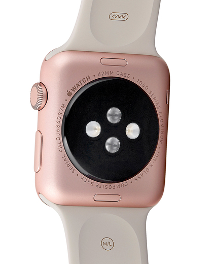 Smartwatch Apple Watch Sport Series 1 AP.MLC62FD/A Apple Damen,Herren Kunststoff 888462669092