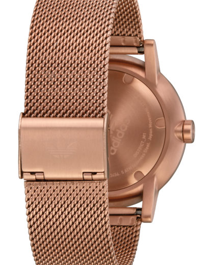 Quarzuhr District_M1 Z04-897-00 All Rose Gold  adidas Originals Damen,Herren Edelstahl 3608700936765