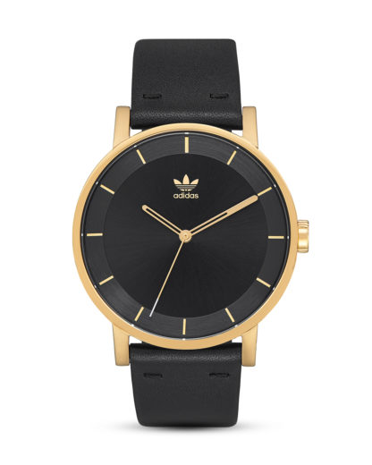 Quarzuhr District_L1 Z08-1604-00 Gold / Black Sunray  adidas Originals gold,schwarz 3608700936772