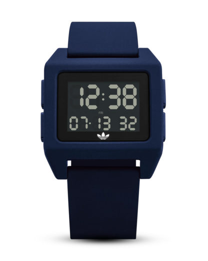 Digitaluhr Archive_SP1 Z15-3203-00 Collegiate Navy adidas Originals blau,schwarz 3608701052044