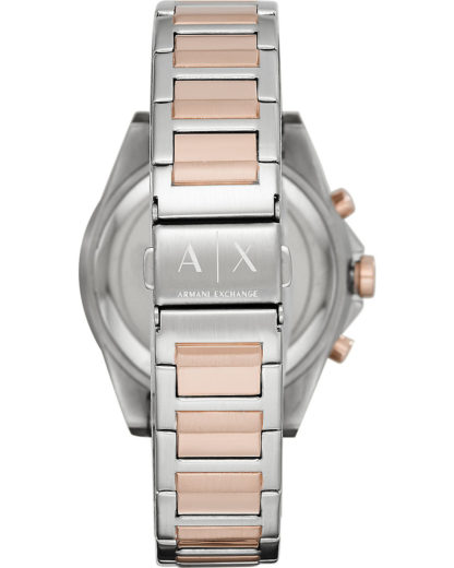 Armani Exchange Uhren Quarz ARMANI EXCHANGE mehrfarbig 4053858669574