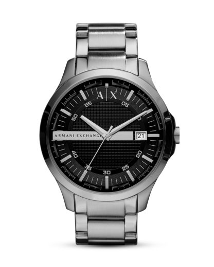 Quarzuhr AX2103 ARMANI EXCHANGE Silber 4051432506840