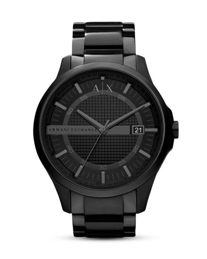 Quarzuhr AX2104 ARMANI EXCHANGE schwarz 4051432506857