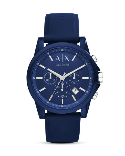 Chronograph AX1327 ARMANI EXCHANGE blau, 4053858632134