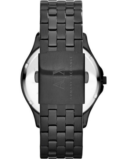 Quarzuhr AX2144 ARMANI EXCHANGE Schwarz 4053858278332