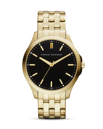 Quarzuhr AX2145 ARMANI EXCHANGE Gold 4053858278349