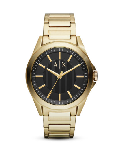 Quarzuhr AX2619 ARMANI EXCHANGE Gold 4013496070231