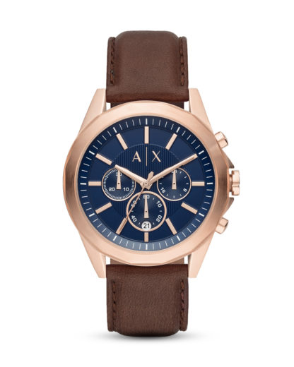 Chronograph AX2626 ARMANI EXCHANGE Braun 4013496258387