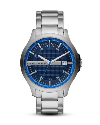 Quarzuhr AX2408 ARMANI EXCHANGE Silber 4013496507256