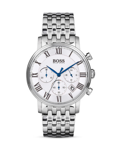 Chronograph Elevated Classic 1513322 BOSS silber 7613272200417