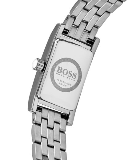 Quarzuhr Ladies Cocktail 1502388 BOSS Damen Edelstahl 7613272198691