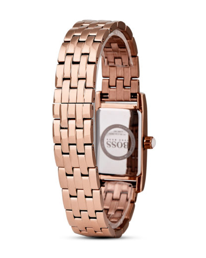 Quarzuhr Ladies Cocktail 1502386 BOSS Damen Edelstahl 7613272198677