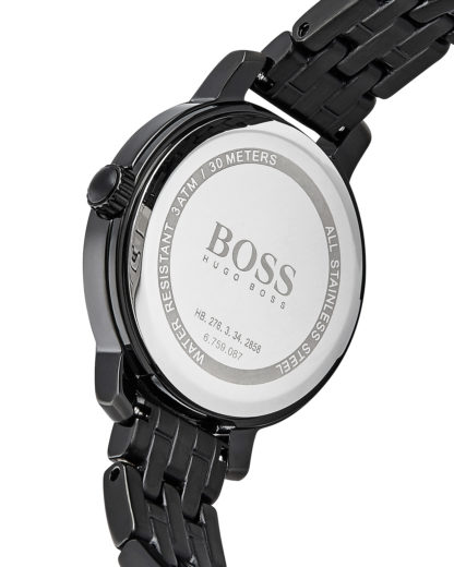 Quarzuhr Ladies Success 1502387 BOSS Damen Edelstahl 7613272198684