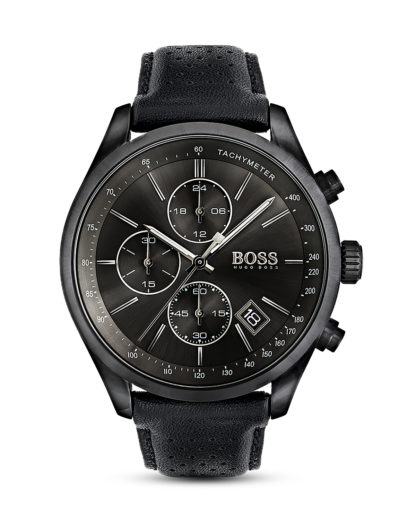 Chronograph Grand Prix Casual Sport 1513474 BOSS schwarz 7613272231077