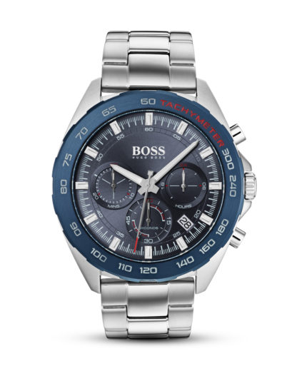 Chronograph Intensity 1513665 BOSS blau,silber 7613272313483