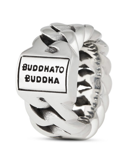 Ring Chain aus 925 Sterling Silber Buddha to Buddha