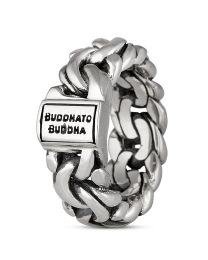 Ring Michelle aus 925 Sterling Silber Buddha to Buddha