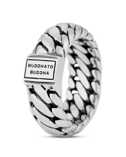 Ring Ben Small aus 925 Sterling Silber Buddha to Buddha