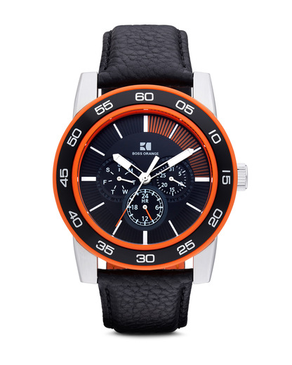 Quarzuhr 1512860 BOSS Orange orange,schwarz 7613272092746