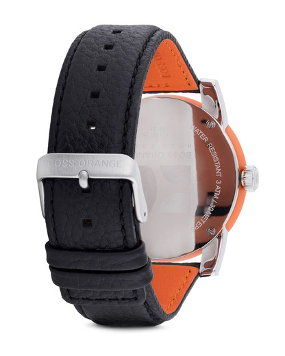 Quarzuhr 1512860 BOSS Orange Herren Leder 7613272092746