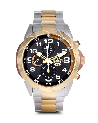 Chronograph Buenos Aires BM702-127  gold,mehrfarbig 4260317810556
