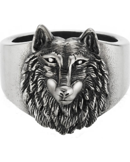 Ring Culture Collector aus Sterling Silber caï