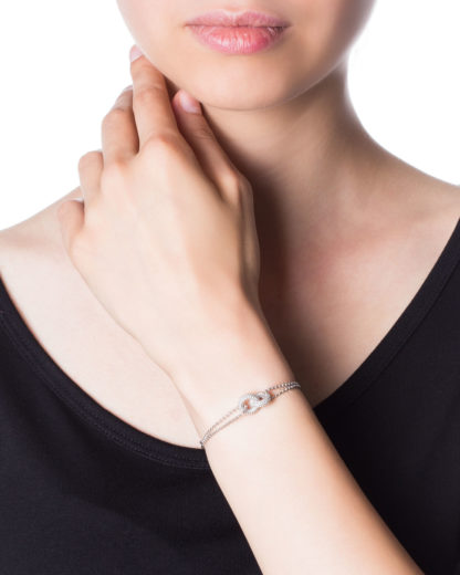 Armband 925 Sterling Silber caї silber  4045228455160