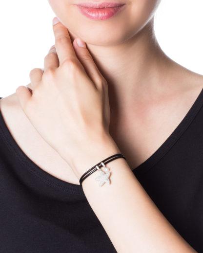 Armband Seestern 925 Sterling Silber caї  Zirkonia 4045228738201