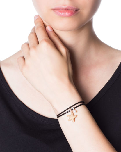 Armband Seestern 925 Sterling Silber caї  Zirkonia 4045228739185